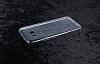 Dafoni Aircraft HTC U11 Ultra İnce Şeffaf Silikon Kılıf - Resim 1