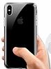 Dafoni Aircraft iPhone X Ultra İnce Şeffaf Silikon Kılıf - Resim 2