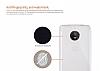Dafoni Aircraft Motorola Moto E4 Plus Ultra İnce Şeffaf Siyah Silikon Kılıf - Resim 3