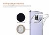 Dafoni Aircraft Samsung Galaxy A6 Plus 2018 Ultra İnce Şeffaf Silikon Kılıf - Resim 4