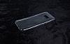 Dafoni Aircraft Samsung Galaxy S8 Plus Ultra İnce Şeffaf Silikon Kılıf - Resim 2