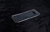 Dafoni Aircraft Samsung Galaxy S8 Ultra İnce Şeffaf Silikon Kılıf - Resim 2