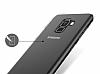 Dafoni Aircraft Samsung Galaxy S9 Plus Ultra İnce Şeffaf Silikon Kılıf - Resim 2