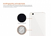 Dafoni Aircraft Xiaomi Redmi 4A Ultra İnce Şeffaf Siyah Silikon Kılıf - Resim 3