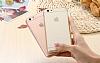 Dafoni Crystal Dream iPhone 6 / 6S Taşlı Şeffaf Silikon Kılıf - Resim 12