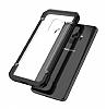 Dafoni Duro Samsung Galaxy S9 Ultra Koruma Siyah Kılıf - Resim 1