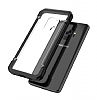Dafoni Duro Samsung Galaxy S9 Plus Ultra Koruma Siyah Kılıf - Resim 2