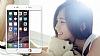 Dafoni iPhone 6 / 6S Curve Darbe Emici Beyaz Ekran Koruyucu Film - Resim 7