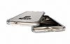 Dafoni Fit Hybrid Asus Zenfone 3 Laser ZC551KL Şeffaf Kenarlı Şeffaf Kılıf - Resim 4
