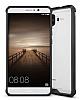 Dafoni Fit Hybrid Huawei Mate 9 Siyah Kılıf - Resim 4