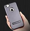 Dafoni Level Shield iPhone 7 / 8 Standlı Ultra Koruma Gold Kılıf - Resim 5