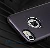 Dafoni Level Shield iPhone 7 Standlı Ultra Koruma Gold Kılıf - Resim 2