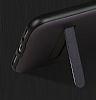 Dafoni Level Shield iPhone 7 Standlı Ultra Koruma Gold Kılıf - Resim 3