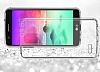 Dafoni Fit Hybrid LG Stylus 3 Şeffaf Kılıf - Resim 5