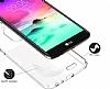 Dafoni Fit Hybrid LG Stylus 3 Şeffaf Kılıf - Resim 1