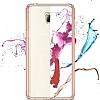 Dafoni Fit Hybrid Samsung Galaxy Note 5 Rose Gold Kılıf - Resim 4