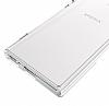 Dafoni Fit Hybrid Sony Xperia XA1 Şeffaf Kılıf - Resim 1