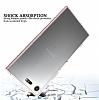Dafoni Fit Hybrid Sony Xperia XZ Premium Şeffaf Kılıf - Resim 2