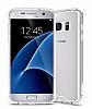 Dafoni Fit Hybrid Samsung Galaxy S7 Edge Şeffaf Kılıf - Resim 2