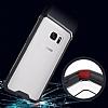 Dafoni Fit Hybrid Samsung Galaxy S7 Edge Şeffaf Kılıf - Resim 5