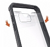 Dafoni Fit Hybrid Samsung Galaxy S7 Edge Şeffaf Kılıf - Resim 7