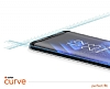 Dafoni General Mobile GM6 Curve Tempered Glass Premium Full Siyah Cam Ekran Koruyucu - Resim 1