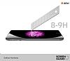Dafoni General Mobile GM6 Tempered Glass Premium Cam Ekran Koruyucu - Resim 1