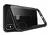 Dafoni Glass Shield iPhone 7 / 8 Beyaz Silikon Kenarlı Cam Kılıf - Resim 10