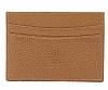 Dafoni Grand Gerçek Deri Kahverengi Kartlık Cüzdan - Resim 1