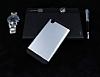 Dafoni HTC Desire 816 Slim Power Ultra Koruma Silver Kılıf - Resim 2