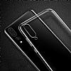 Dafoni Huawei P20 Ultra İnce Şeffaf Silikon Kılıf - Resim 1