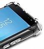 Dafoni Hummer Samsung Galaxy J7 Pro 2017 Ultra Koruma Silikon Kenarlı Şeffaf Kılıf - Resim 5