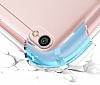 Dafoni Hummer Xiaomi Redmi Note 5A Ultra Koruma Silikon Kenarlı Şeffaf Kılıf - Resim 3