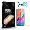 Dafoni Infinix Hot 8 Nano Glass Premium Cam Ekran Koruyucu