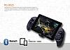 Dafoni ipega PG-9023 GamePad Android Oyun Konsolu - Resim 2