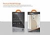Dafoni iPhone 6 Plus / 6S Plus Metallic Thin Gold Rubber Kılıf - Resim 2