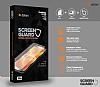 Dafoni iPhone 7 / 8 Premium Siyah Arka Cam Ekran Koruyucu - Resim 5