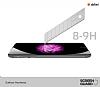 Dafoni iPhone 8 Tempered Glass Premium Cam Ekran Koruyucu - Resim 1