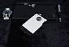 Dafoni iPhone SE / 5 / 5S Slim Power Beyaz Kılıf - Resim 1