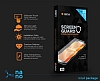 Dafoni iPhone X Nano Glass Premium Ön + Arka Cam Ekran Koruyucu - Resim 5