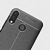 Dafoni Liquid Shield Premium Asus ZenFone 5 ZE620KL / 5z ZS620KL Kırmızı Silikon Kılıf - Resim 4