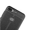 Dafoni Liquid Shield Premium HTC Desire 12 Plus Kırmızı Silikon Kılıf - Resim 1