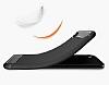 Eiroo Carbon Shield HTC Desire 12 Ultra Koruma Lacivert Kılıf - Resim 6