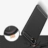 Eiroo Carbon Shield HTC Desire 12 Ultra Koruma Lacivert Kılıf - Resim 7