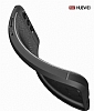 Dafoni Liquid Shield Premium Huawei P10 Siyah Silikon Kılıf - Resim 5