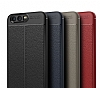 Dafoni Liquid Shield Premium Huawei P10 Kırmızı Silikon Kılıf - Resim 6
