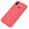 Dafoni Liquid Shield Premium Huawei P20 Lite Gri Silikon Kılıf - Resim 1