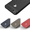 Dafoni Liquid Shield Premium Huawei P9 Lite 2017 Siyah Silikon Kılıf - Resim 7