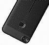 Dafoni Liquid Shield Premium Huawei P9 Lite 2017 Siyah Silikon Kılıf - Resim 2
