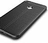Dafoni Liquid Shield Premium Huawei P9 Lite 2017 Siyah Silikon Kılıf - Resim 4